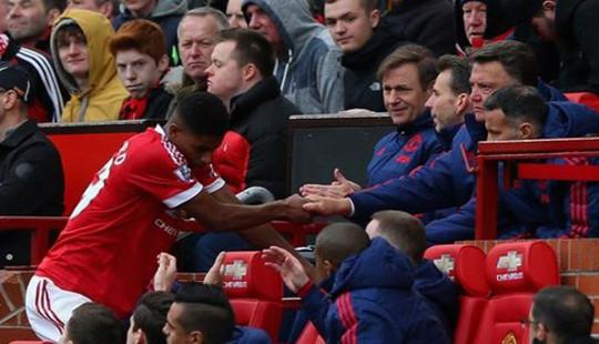 Tiền đạo Rashford đang thỏa thuận tăng lương để ở lại Manchester United
