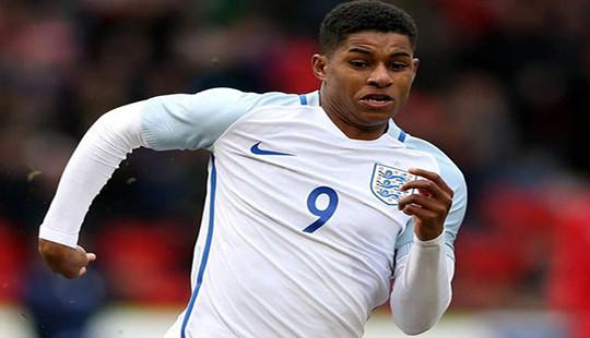 Thần đồng Rashford trong danh sách sơ bộ tuyển Anh dự Euro 2016