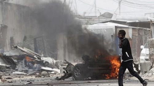Đánh bom liều chết thảm khốc tại Somalia