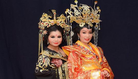 Trịnh Kim Chi làm Hoàng Hậu bị em gái ra tay sát hại