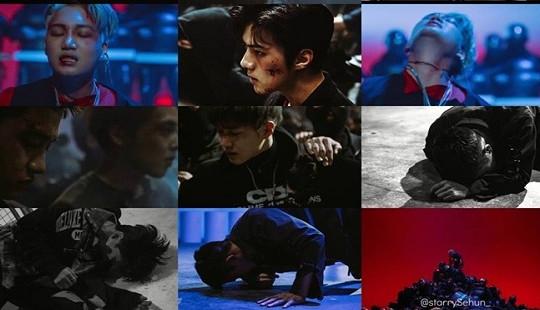 """EXO """"tái xuất giang hồ"""", tung 2 MV siêu dữ dội lúc nửa đêm"""