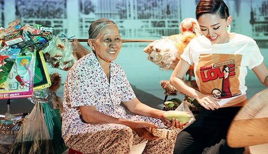 """Tóc Tiên: """"Phụ nữ là để yêu"""""""