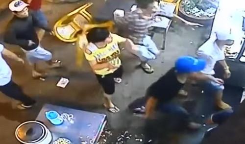 Quảng Ninh: Tạm giữ 4 đối tượng giết người và gây rối trật tự công cộng