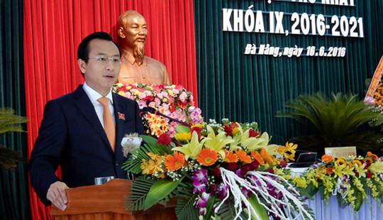 Bí thư Nguyễn Xuân Anh được bầu giữ chức Chủ tịch HĐND TP Đà Nẵng
