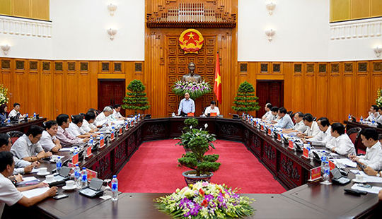 Thủ tướng yêu cầu Trà Vinh cần tập trung tái cơ cấu nông nghiệp