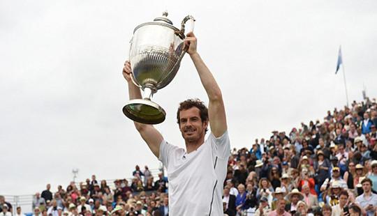 Murray giành danh hiệu Queen's Club lần thứ 5