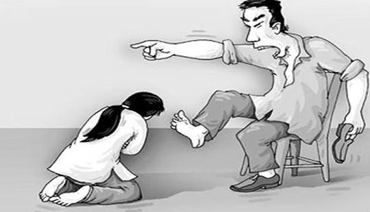 Bạo lực gia đình: Buông tay là giải thoát