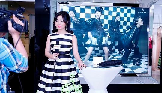 Hoa hậu Đền Hùng Giáng My đẹp tựa thiếu nữ 20