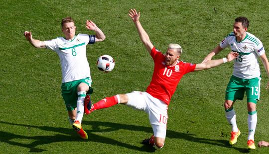 Xứ Wales-Bắc Ireland (1-0): Sự khác biệt mang tên Gareth Bale