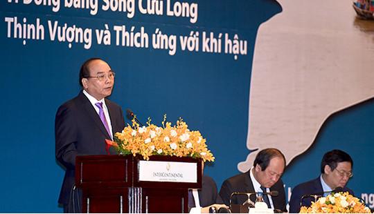 Thủ tướng: ĐBSCL phải là nền nông nghiệp thông minh, bền vững của Đông Nam Á