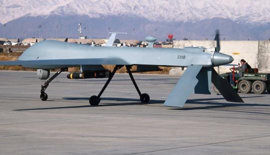 """Không kích bằng UAV, Mỹ đổ dầu vào lửa """"giúp"""" khủng bố phát triển"""