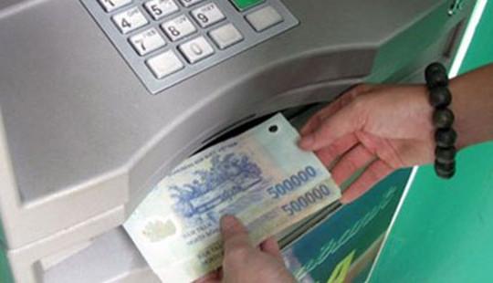 Chính thức nâng hạng mức rút tiền tại máy ATM