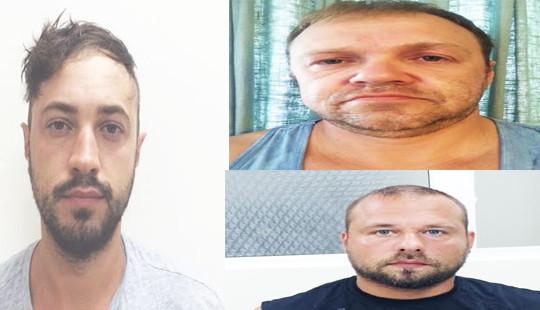 Vượt ngục bất thành, nghi can người Nga bị truy tố thêm tội danh