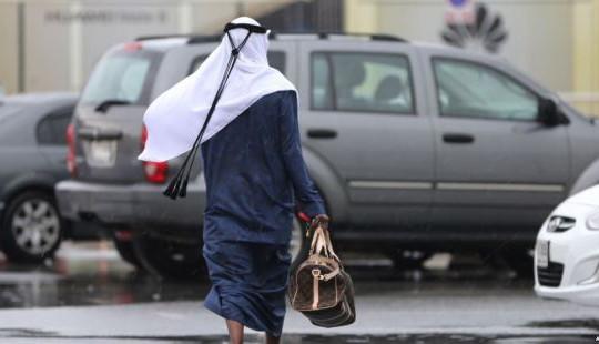 Doanh nhân UAE trùm kín người bị bắt giữ vì bị nghi là... IS