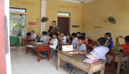 Hà Tĩnh: Gần 120 học sinh trở lại trường sau 2 năm bị gián đoạn
