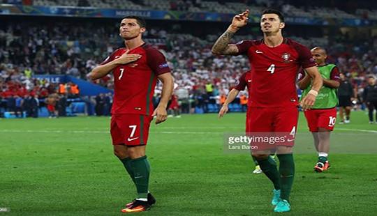 Euro 2016: Khi Ronaldo ra đòn tâm lý