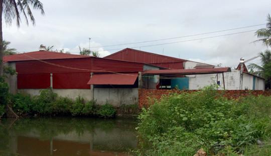 Xã Tam Cường, huyện Vĩnh Bảo, TP. Hải phòng: Nhà xưởng không đủ điều kiện vẫn ngang nhiên hoạt động?