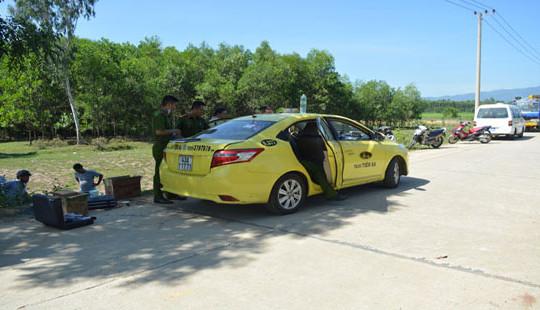 Thông tin mới nhất vụ tài xế taxi gục chết trên đường với nhiều vết đâm