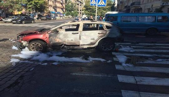 Nhà báo Nga bị mưu sát ở Kiev – Nhen nhóm ngọn lửa căng thẳng mới