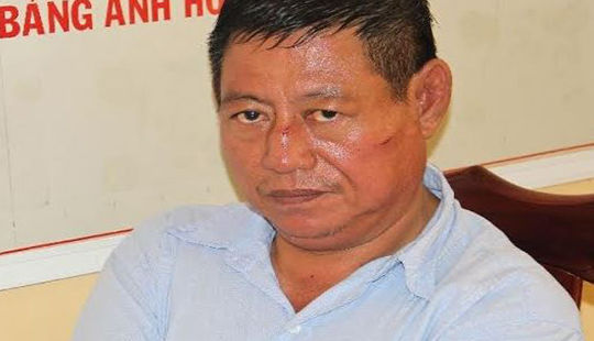 Khởi tố Trung tá Campuchia dùng súng K59 bắn chết người
