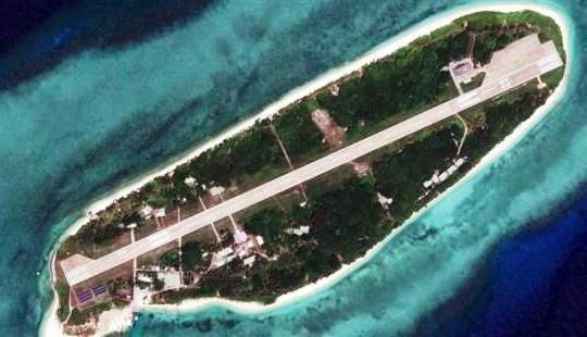 Việt Nam kiên quyết phản đối việc quan chức Đài Loan ra đảo Ba Bình