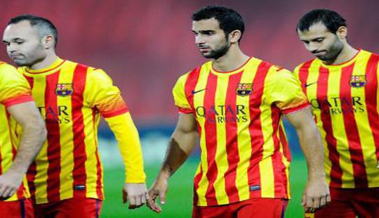 Sao Barcelona chính thức gia nhập CLB Valencia