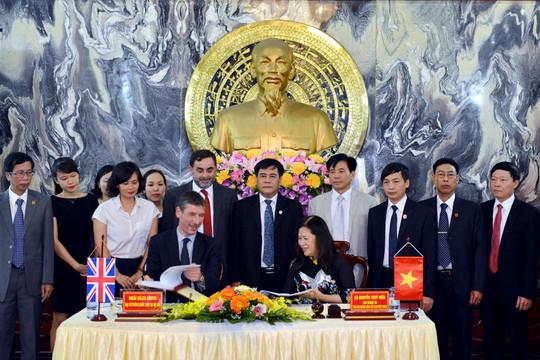 Vương Quốc Anh tài trợ cho TANDTC Việt Nam 3,3 tỷ đồng: Nâng cao năng lực của TANDTC Việt Nam trong hội nhập quốc tế