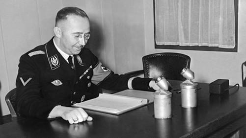 Tìm thấy cuốn nhật ký gây chấn động của trùm phát xít Himmler