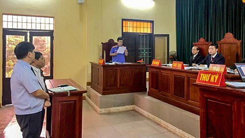 Luật Tố tụng hành chính 2015: Đảm bảo nguyên tắc tranh tụng, nâng cao vai trò của luật sư