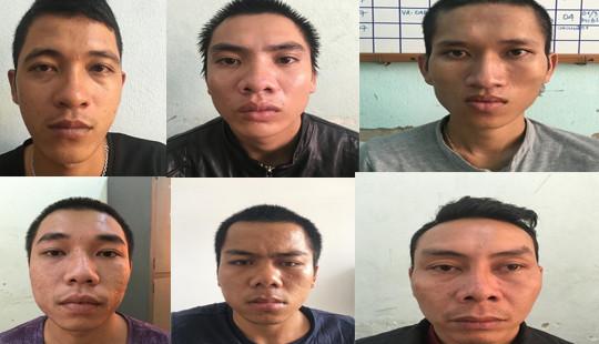 Đà Nẵng: Khởi tố băng nhóm giang hồ liên tỉnh bắt người siết nợ