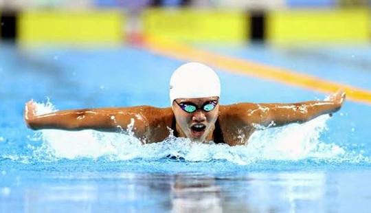 Ánh Viên thất bại tại Olympic Rio