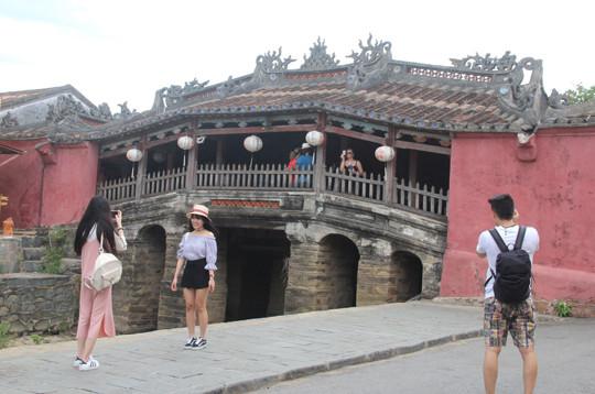 Quảng Nam: Khẩn cấp tìm giải pháp trùng tu di tích chùa Cầu