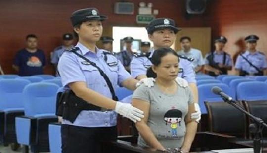 Tử hình nữ quái buôn bán trẻ em từ Việt Nam