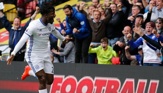 Costa ghi bàn muộn, Chelsea tiếp tục thắng