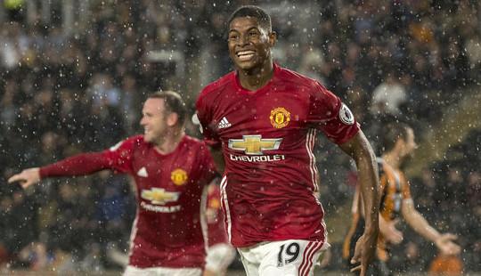 M.U thắng Hull City 1-0: Cứu tinh Marcus Rashford