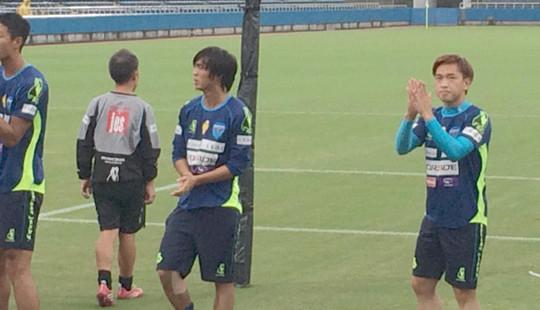 Tuấn Anh được chơi 90 phút, Yokohama FC thắng đậm