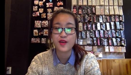 """Hoa hậu Mỹ Linh nói tiếng Anh gây """"sốt"""" cộng đồng mạng"""