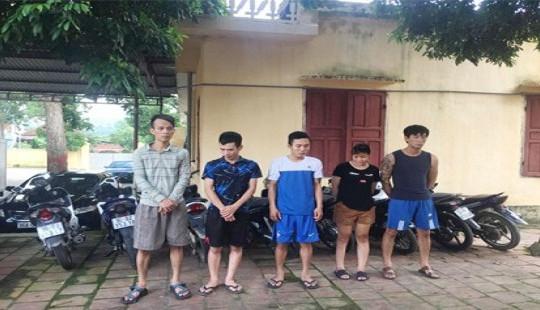 Thanh Hóa: Đóng giả tình nhân để trộm xe máy
