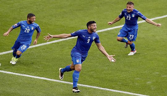 Pháp đánh bại Italy trong trận giao hữu