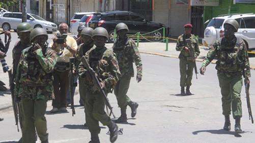 Kenya đập tan âm mưu đánh bom ở Mombasa
