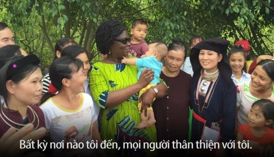 """[VIDEO]: Rời Việt Nam, """"tôi sẽ rất nhớ sự ấm áp nơi này""""!"""