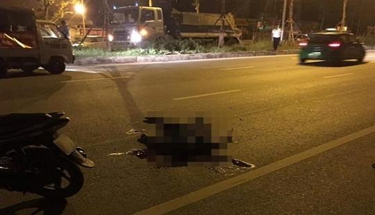 Khởi tố tài xế gây tai nạn khiến Trung úy Công an tử vong