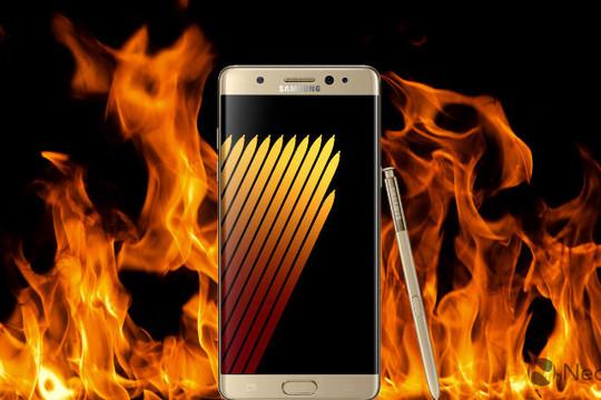 Chống cháy nổ pin, Galaxy Note 7 chỉ được giới hạn mức sạc đến 60%