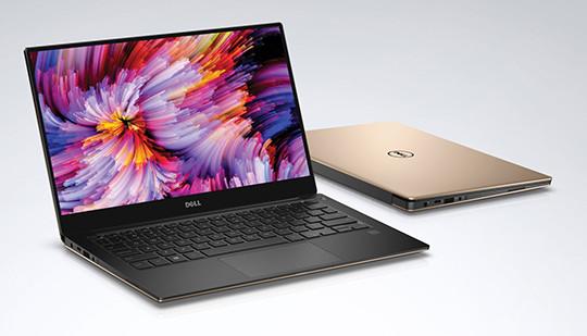 Dell XPS 13 thêm bản vàng hồng, cấu hình mạnh hơn