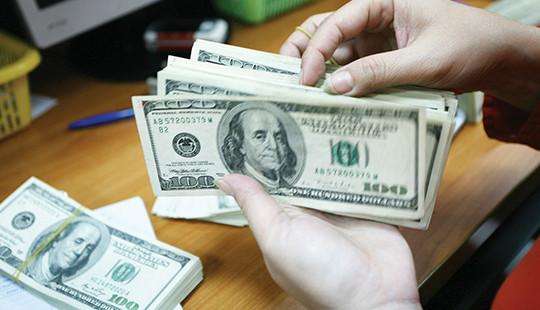 Tỷ giá trung tâm ngày 15/9 giảm 7 đồng sau 4 phiên tăng liên tiếp
