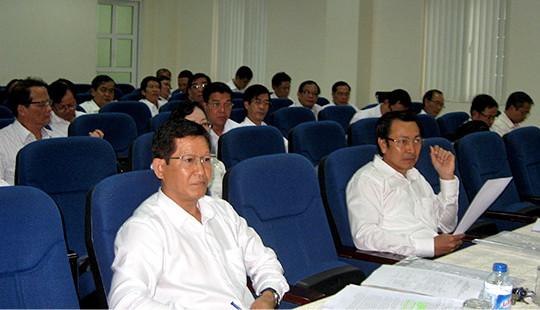 TAND cấp cao tại TP. Hồ Chí Minh triển khai Chỉ thị 05 của Chánh án TANDTC