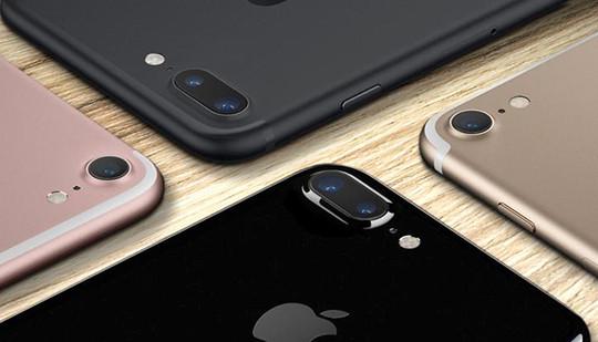 Tại sao iPhone 7 Plus bị cháy hàng?