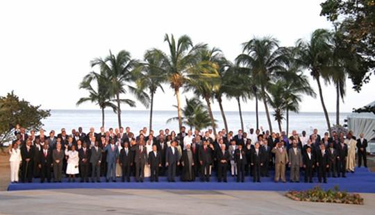 Bế mạc Hội nghị NAM: Các nước ra văn kiện chung có vấn đề Biển Đông