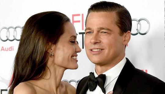 """Angelina Jolie và Brad Pitt ly hôn, """"người thứ 3"""" bị sốc nặng"""