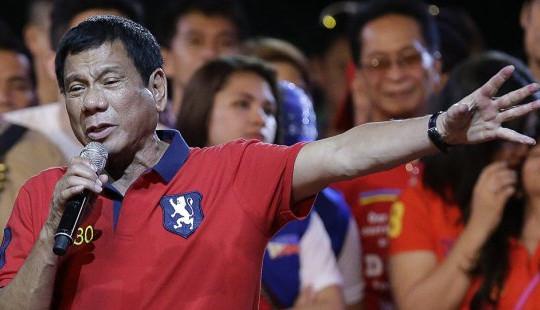 Tổng thống Philippines: Nếu Đức có Hitler, thì Philippines có... Duterte